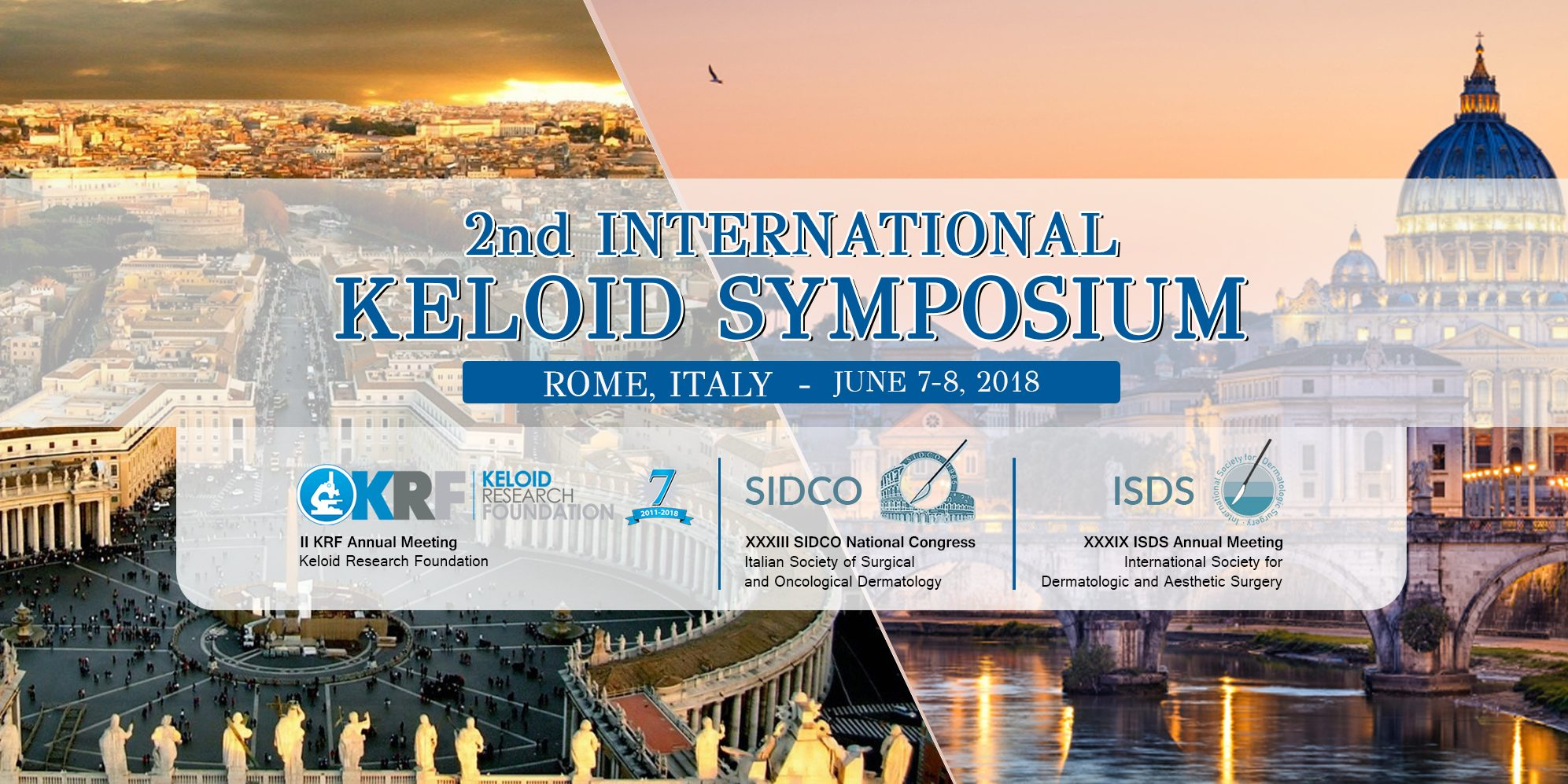 2nd International Keloid Symposium