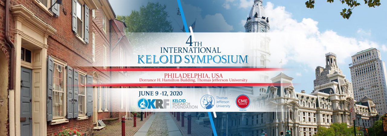 Keloid Symposium 2020